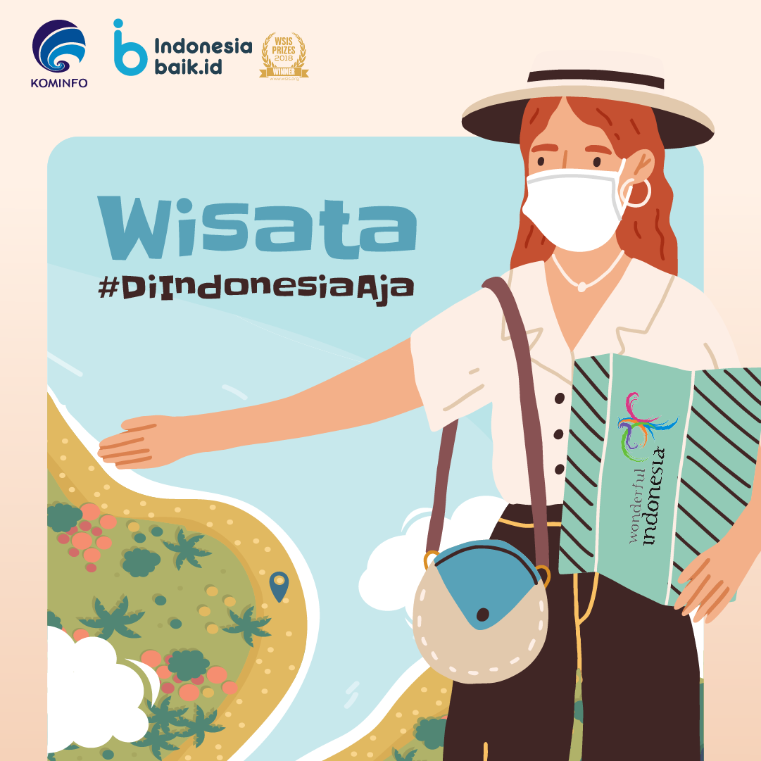 Wisata #DiIndonesiaAja